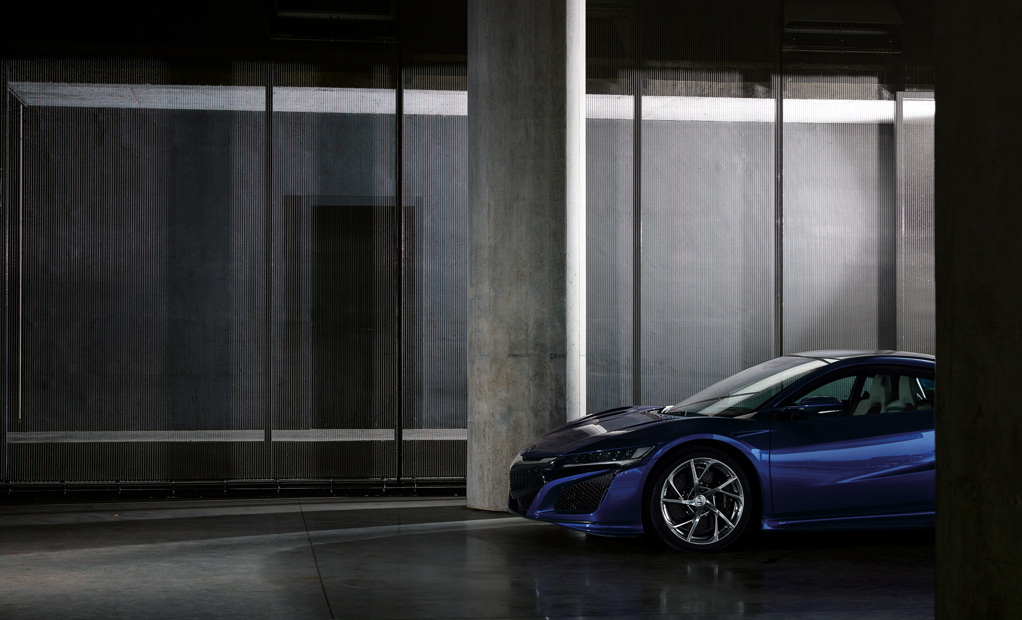 Mark Etherington Freelance Designer and Art Director - Honda NSX
